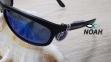 Очки CRESSI солнцезащитные ROCKER синие зеркальные стёкла 4