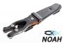 Нож SARGAN Сталкер-Стропорез Z1 с зеркальной полировкой лезвия для подводной охоты 4