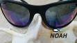 Очки CRESSI солнцезащитные ROCKER зелёные зеркальные стёкла 5