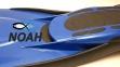 Ласты Cressi-Sub Palau с открытой пяткой, цвет синий 6