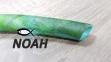 Трубка Bs Diver FLEXA Green Soft для подводной охоты 3