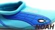Тапочки для кораллов Brugi Blue неопреновые с силиконовой подошвой (Аквашузы) 3