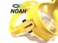 Маска Cressi F1 Frameless Yellow для плавания 5