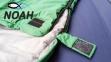 Спальный мешок универсальный Verus Nord Green до - 10°C  3