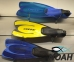 Ласты Cressi Agua Yellow для плавания 5