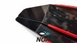Лопасти Leaderfins Stereoblades Waves Black (100% стекло) Soft 6