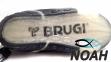 Тапочки для кораллов Brugi Black/white неопреновые с силиконовой подошвой (Аквашузы) 7