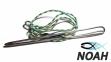 Кукан Verus игла 24 см с тросом паракорд 0