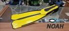Ласты Cressi Rondinella yellow для плавания 2