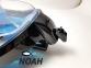 Маска Полнолицевая Bs Diver Profi Dry для снорклинга, синяя 9