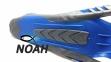 Ласты с закрытой пяткой Zelart ZP-444 для плавания, цвет синий  7