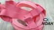 Полнолицевая детская маска Verus Free Breath KID для плавания, розовая 8