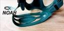 Маска Cressi F1 Frameless Green для плавания 4