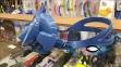 Маска Verus F1 Frameless Blue для плавания 2
