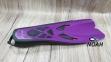 Ласты Beuchat JETTA для плавания, фиолетовый 2