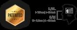 Маска полнолицевая Seac Sub Unica для плавания, черно-оранжевая 9