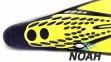 Ласты Seac Sub Speed для плавания, желтые 15