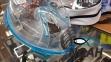 Маска полнолицевая Cressi Duke, аквамарин 2