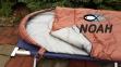 Спальный мешок универсальный Verus Nord Brown до - 10°C  5
