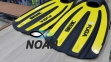 Ласты Seac Sub Fuga для плавания, цвет желтый 2