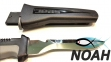 Нож Seac Sub Wanted 1600 для подводной охоты 3