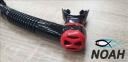 Трубка Cressi ITACA Ultra Dry, красная 5