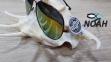 Очки CRESSI солнцезащитные NEVADA COPPER/YELLOW LENS желтые 5