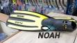 Ласты Seac Sub Fuga для плавания, цвет желтый 6