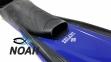 Ласты с закрытой пяткой Zelart ZP-439 для плавания, цвет синий 4