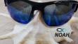 Очки CRESSI солнцезащитные PHANTOM BLACK/BLUE LENS, синие 7