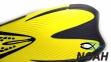 Ласты Seac Sub Speed для плавания, желтые 13
