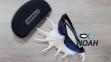 Очки CRESSI солнцезащитные PHANTOM BLACK/BLUE LENS, синие 3