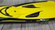 Ласты Beuchat X Voyager для плавания, желтые 4