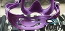 Маска Cressi F1 Frameless Lilac для плавания 3