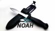 Нож Sargan Тургояк-Стропорез Зеркальный для подводной охоты 4