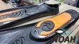 Ласты AquaLung Express с закрытой пяткой (черно-оранжевые) 5