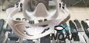 Маска Cressi F1 Frameless White для плавания 3