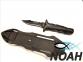Нож Cressi Predator для подводной охоты 9