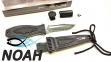 Нож BS Diver Mini STINGER для подводной охоты 0