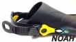 Ласты Verus Dive Expert Yellow с открытой пяткой для дайвинга 6