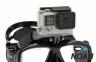 Маска Cressi Action с креплением для камеры, черная  0