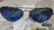 Очки CRESSI солнцезащитные NEVADA SILVER/BLUE LENS синие 3