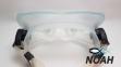 Маска Saekodive Frameless для плавания 6