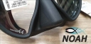 Маска Beuchat Maxlux S для плавания, черная 3
