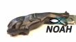 Нож подводный Aquatec Leopard 3