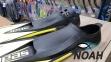 Ласты Seac Sub Speed для плавания, желтые 3