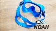 Маска Cressi F1 Frameless Blue для плавания 3