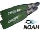 Ласты Cressi Gara Modular LD для подводной охоты 10