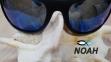 Очки CRESSI солнцезащитные ROCKER синие зеркальные стёкла 6