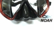 Маска Beuchat X-Contact 2 черная с красным 3
